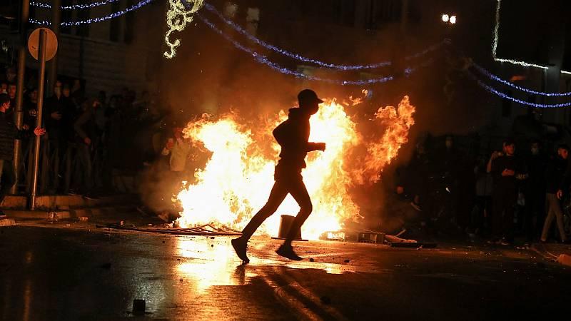 Jerusalén vive los altercados más graves de los últimos años entre la policía y la juventud palestina