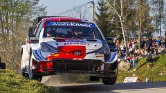 Automovilismo - WRC Campeonato del mundo. Rally de Croacia. Resumen 23/04/21
