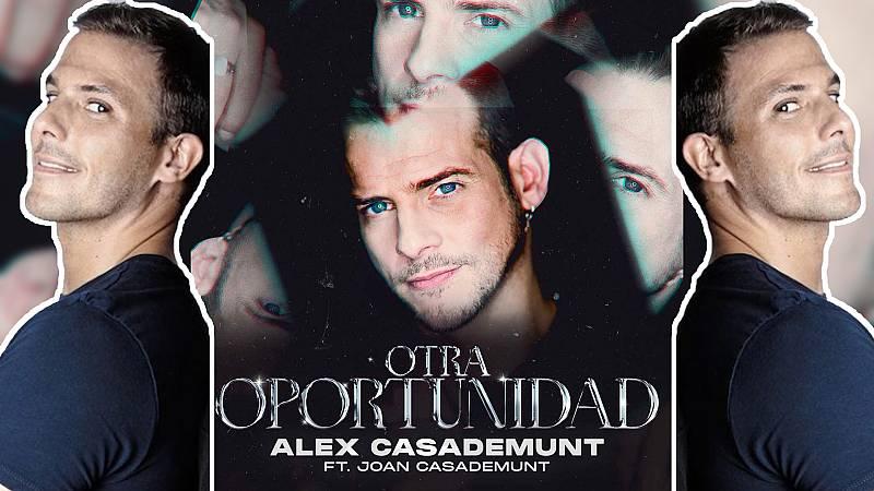 """Corazón - Joan Casademunt habla en exclusiva de su 'otra oportunidad' con su hermano Álex: """"Fue escrita para la posteridad"""""""