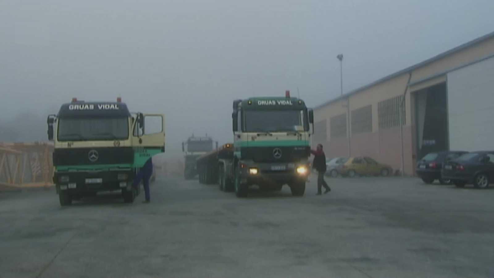 Trucks. Estrellas en la carretera - La máquina de Eolo (España) - ver ahora