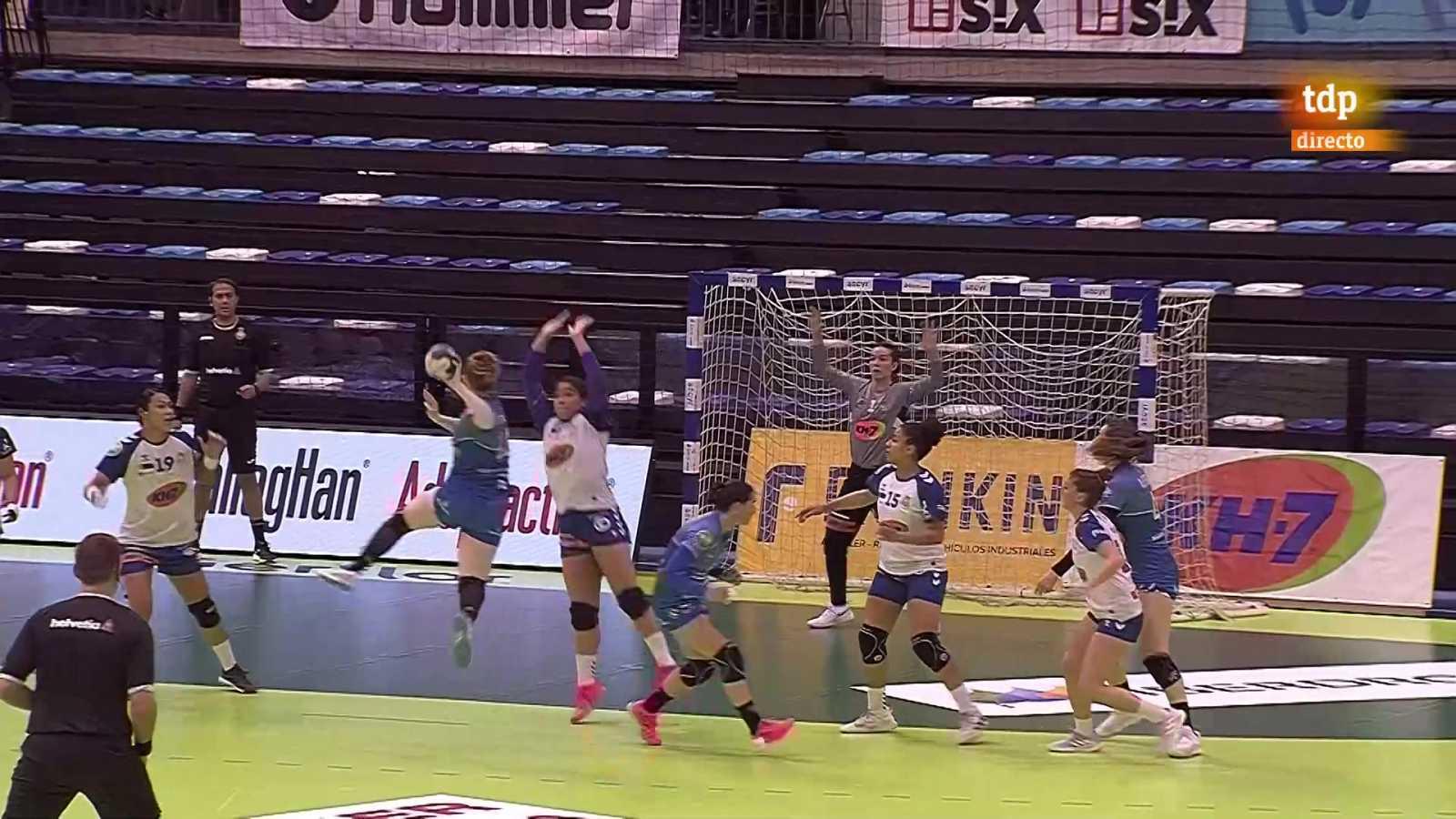 Balonmano - Liga Guerreras Iberdrola. 18ª jornada: KH7 Granollers - Super Amara Bera Bera - ver ahora