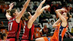 El Valencia Basket remonta y se mete en la final de la Liga Endesa