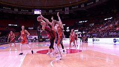 Baloncesto - Liga femenina Endesa. Play off Semifinal vuelta: Valencia Basket - Spar Girona