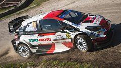 Automovilismo - WRC Campeonato del mundo. Rally de Croacia. Resumen 24/04/21