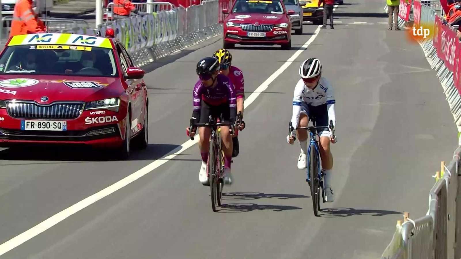 Ciclismo - Lieja-Bastogne-Lieja. Carrera femenina II - ver ahora
