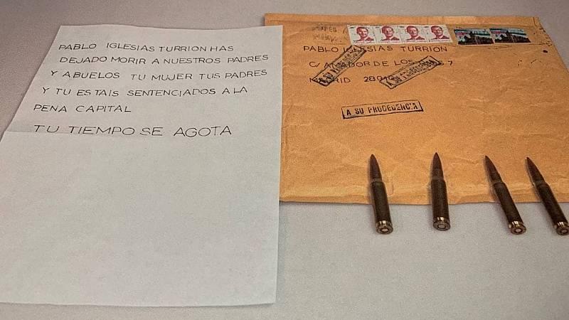 Correos expedienta a la empresa que no detectó las cartas con balas a Marlaska, Iglesias y Gámez