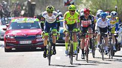 Ciclismo - Lieja-Bastogne-Lieja. Carrera masculina