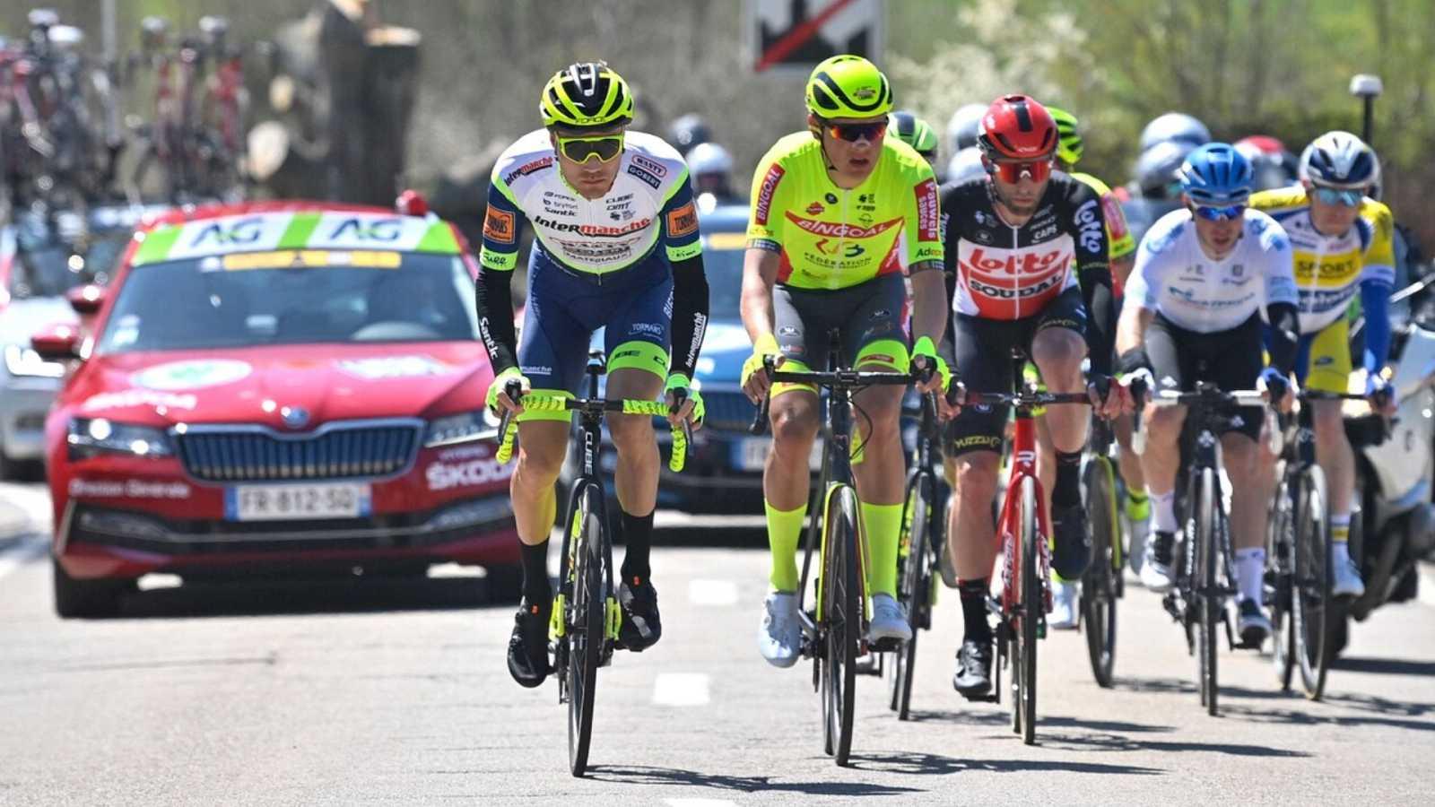 Ciclismo - Lieja-Bastogne-Lieja. Carrera masculina - ver ahora