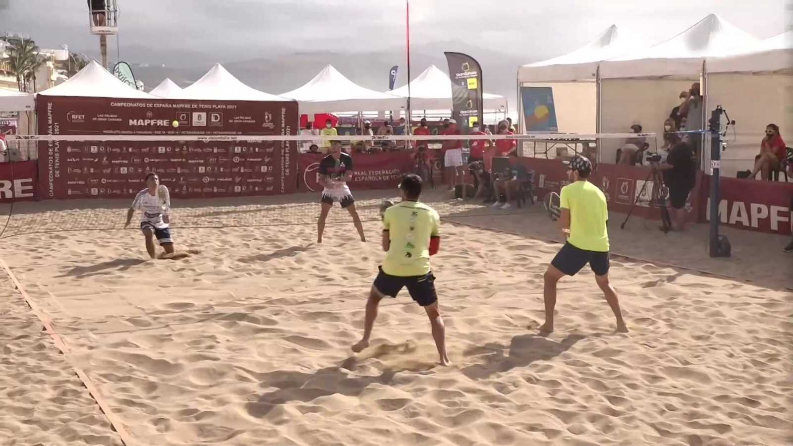 Tenis Playa - Campeonato de España. Final individual masculina - ver ahora
