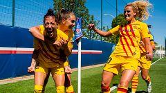 El Barça logra un valioso 1-1 ante el PSG en la Champions femenina