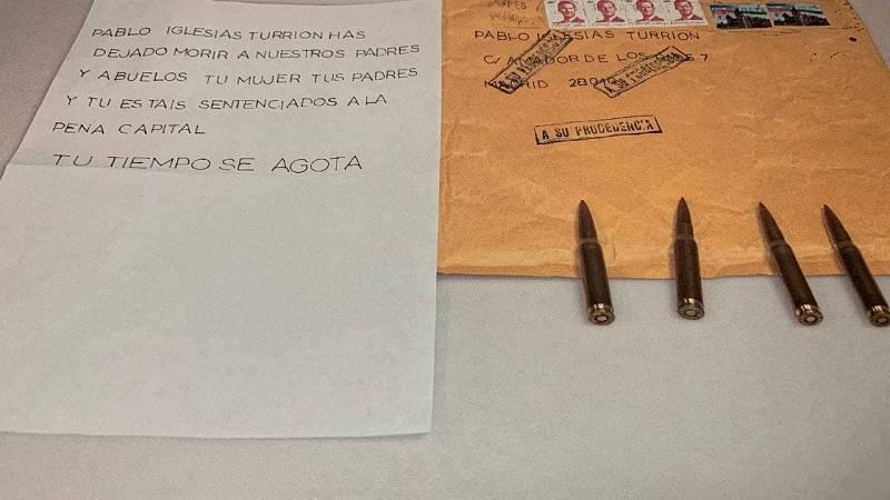 Correos expedienta a la subcontrata que no detectó las cartas amenazantes a Iglesias y Marlaska