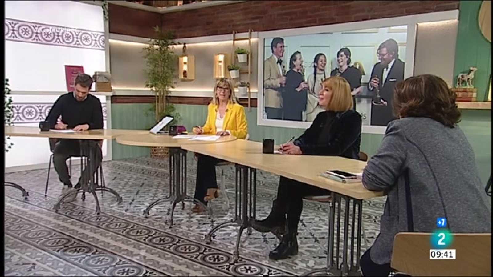 Aina Vidal, Josep Gonzàlez-Cambray i els Oscars