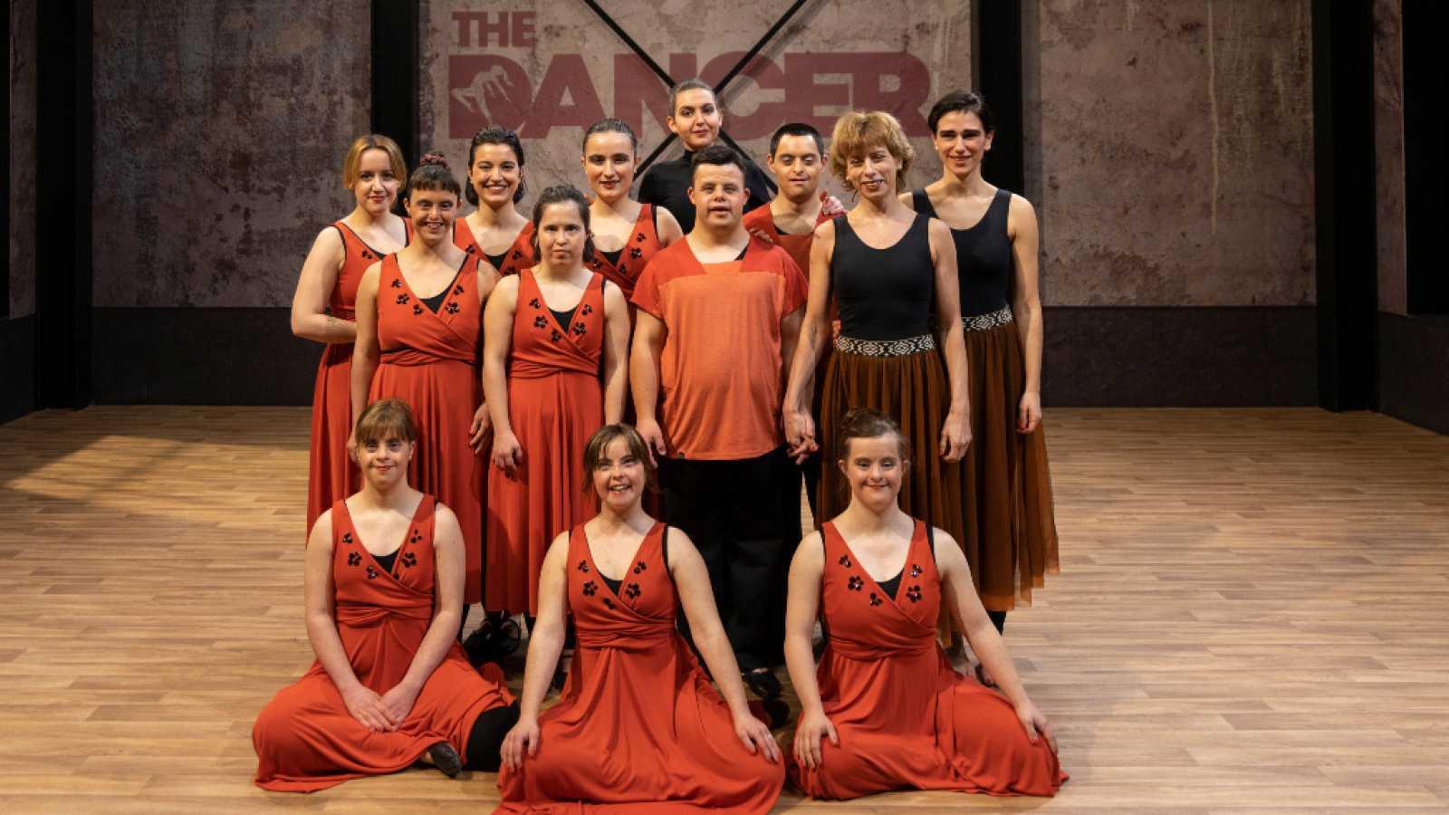 The Dancer - Alegato y actuación de Verdini Dantza Taldea