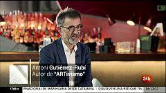 Parlamento - La entrevista - Antoni Gutiérrez-Rubí: ARTivismo - 24/04/2021