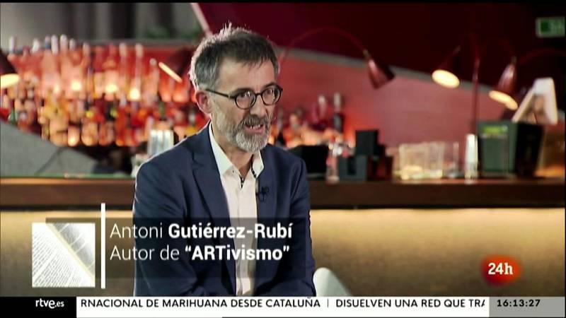 Parlamento - La entrevista - Antonio Gutiérrez-Rubí: ARTivismo - 24/04/2021