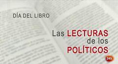 Parlamento - El reportaje - Día del Libro: Los políticos leen - 24/04/2021