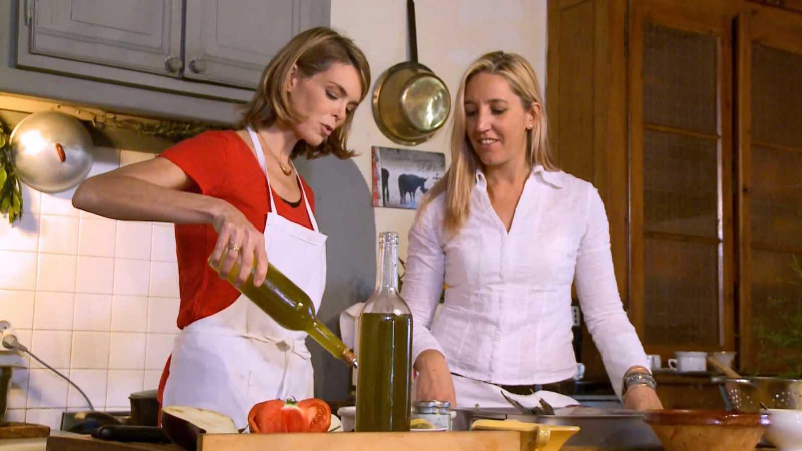 Las recetas de Julie - El valle de Les Baux - ver ahora