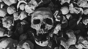 La casa de las muertes y el cementerio del arte