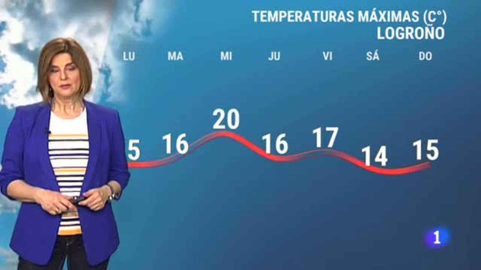 El tiempo en La Rioja - 26/04/21-Ver ahora
