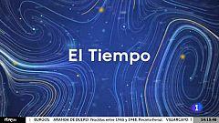 El tiempo en Castilla y León - 26/04/21