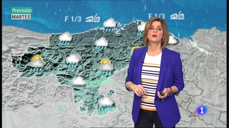 El Tiempo en Cantabria - 26/04/21