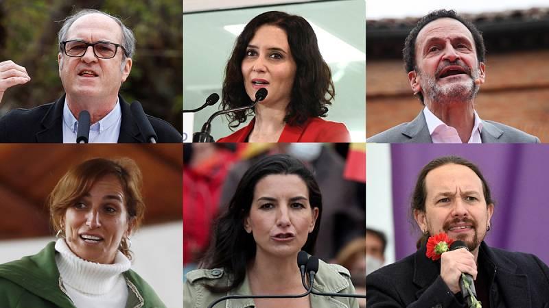 La amenaza a Reyes Maroto con una navaja ensangrentada marca la campaña con la condena unánime de los partidos
