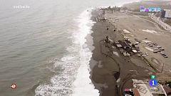 España Directo - Los destrozos tras el temporal en la Costa del Sol