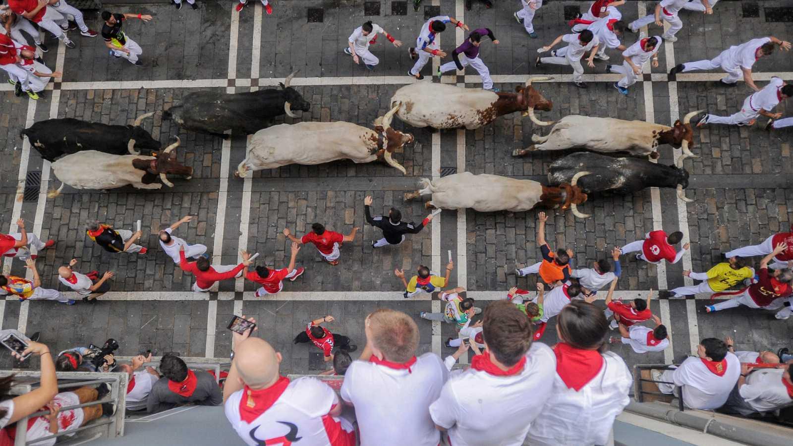 La pandemia vuelve a dejar a Pamplona sin sanfermines