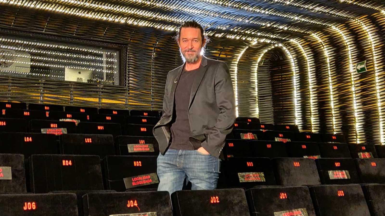 Entrevista completa con el director y guionista Miguel Ángel Vivas
