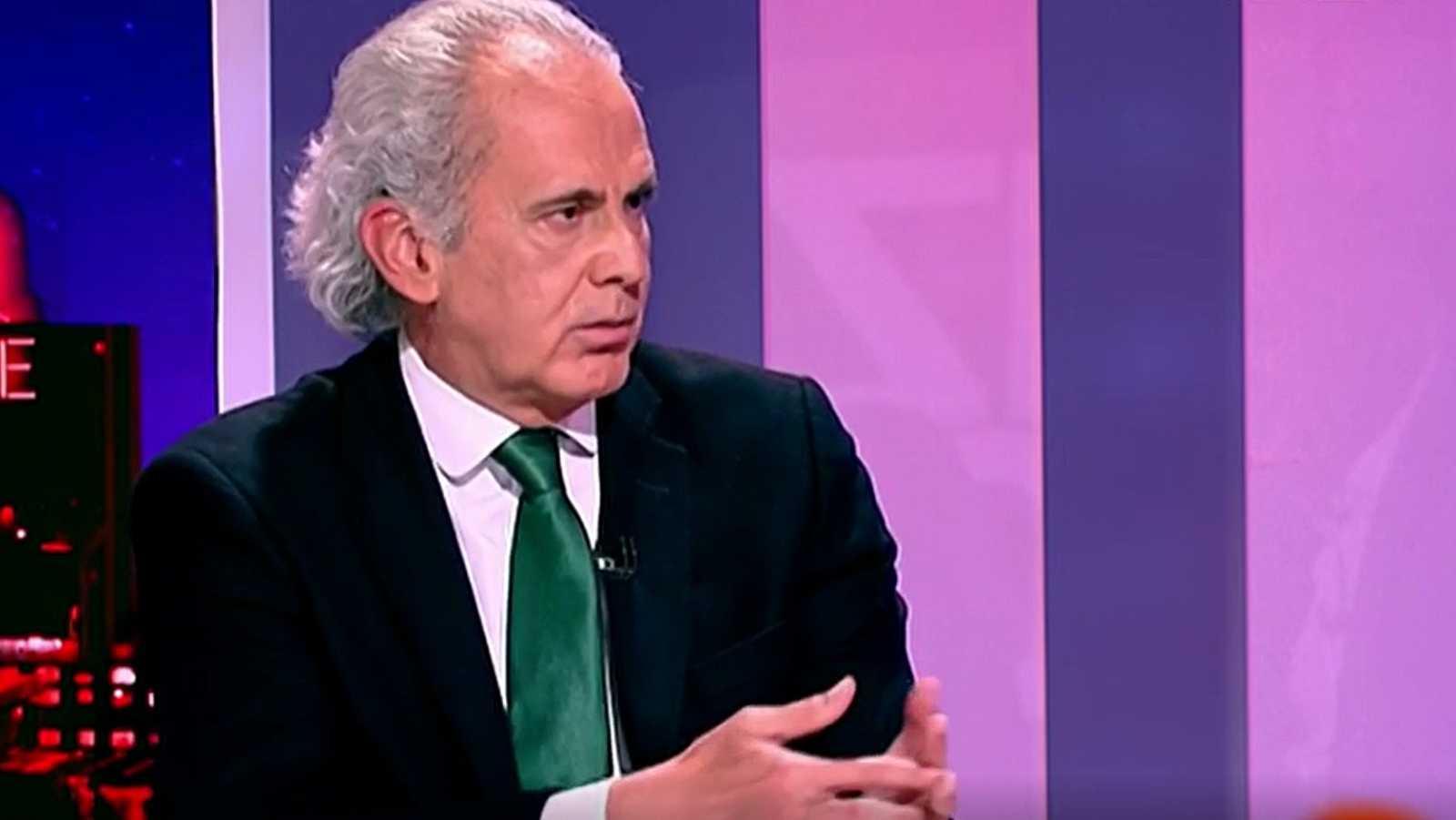 """Escudero condena las amenazas pero pide centrar la campaña """"en las preocupaciones reales de los madrileños"""""""