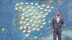 La Aemet prevé fuertes chubascos en Andalucía, el Estrecho y el interior de Castellón