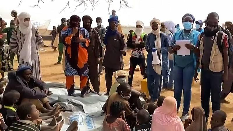 """Dos españoles, en """"paradero desconocido"""" en Burkina Faso - Ver ahora"""