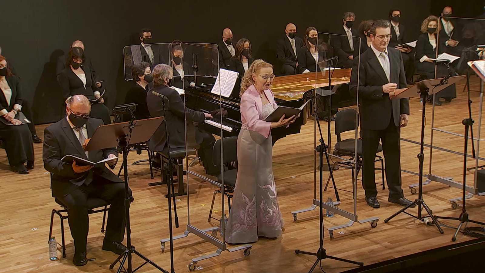 Los conciertos de La 2 - Fundación Juan March. Temporada 2020-2021. Coro RTVE  - ver ahora