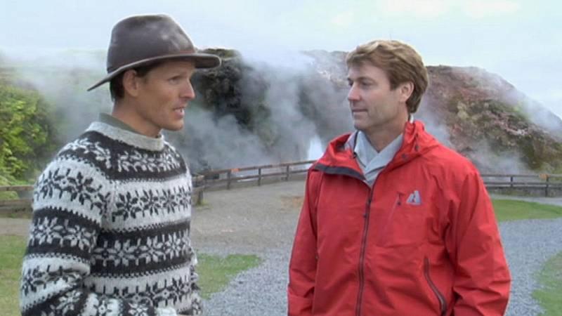 Nacido explorador - Islandia, fuego y hielo - ver ahora