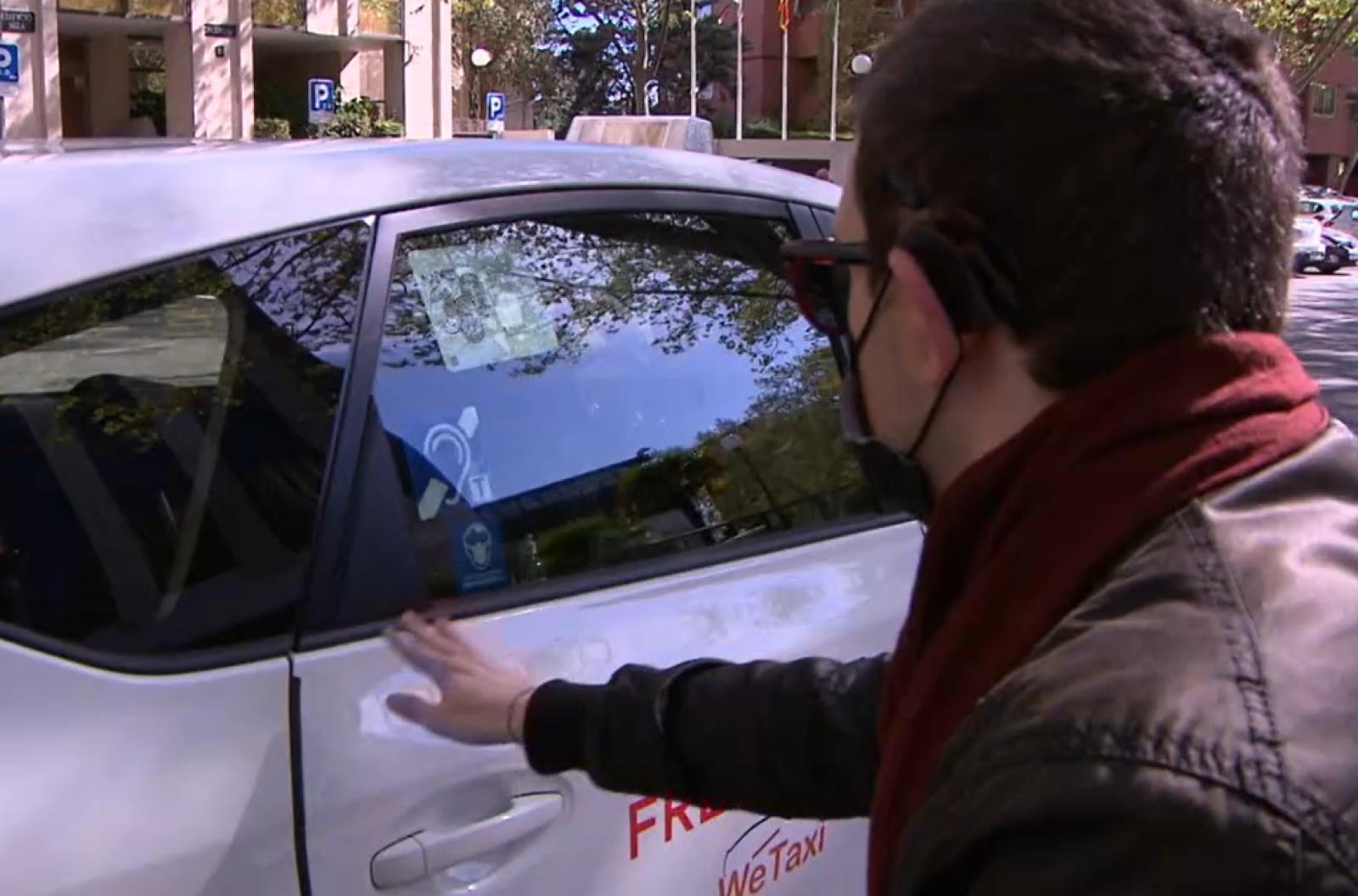 En Lengua de Signos - Taxis con bucle magnético en Madrid - ver ahora