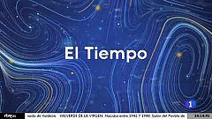 El tiempo en Castilla y León - 27/04/21