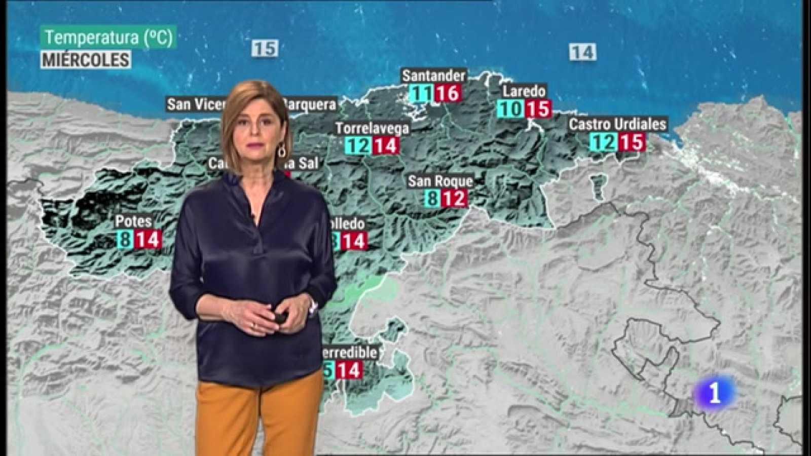 El Tiempo en Cantabria - 27/04/21