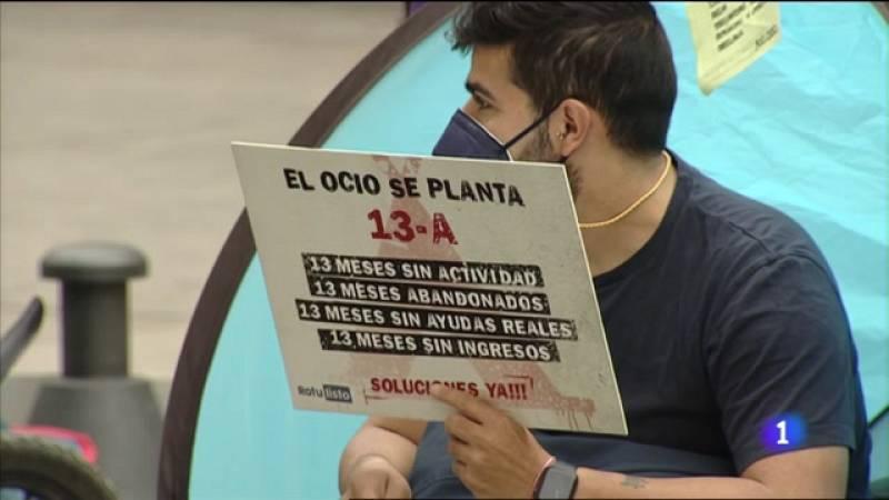 L'Informatiu Comunitat Valenciana 2 - 27/04/21 ver ahora