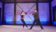 The Dancer: el challenge - Actuación de Aleix & Sara