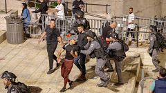 La política israelí hacia los palestinos es acusada de 'apartheid' por Human Rights Watch