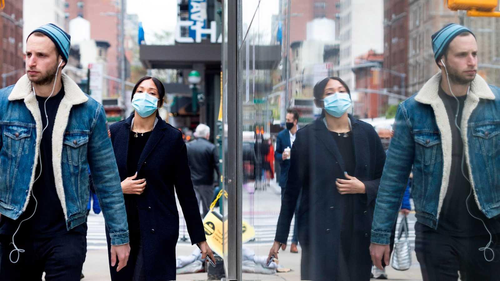 Coronavirus | Biden anuncia el fin de las mascarillas en exteriores