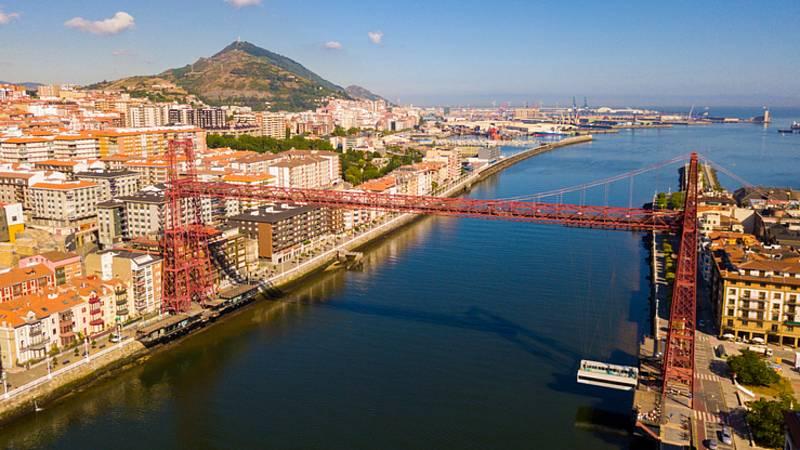 España Directo - Las increíbles vistas del Puente de Bizkaia, Patrimonio de la Humanidad