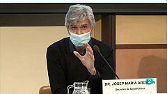 """Josep Maria Argimon: """"M'importa un rave si és mosso o guàrdia civil"""""""