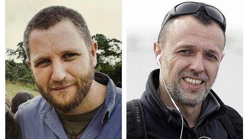 Asesinados dos periodistas españoles en un ataque en Burkina Faso