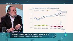En Línia - La reforma del sistema de pensions