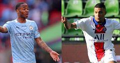 City-PSG, primer asalto en busca de la final de Champions