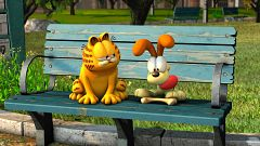 Cine - Garfield en la vida real
