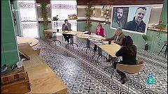 Cafè d'idees - Nacho Martín Blanco, Rosario Flores i Gonzalo Bernardos