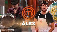 Entrevista completa a Alex, tercer expulsado de MasterChef