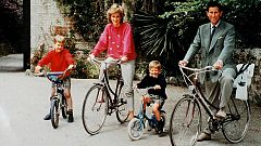 Sale a subasta la bicicleta de Diana de Gales